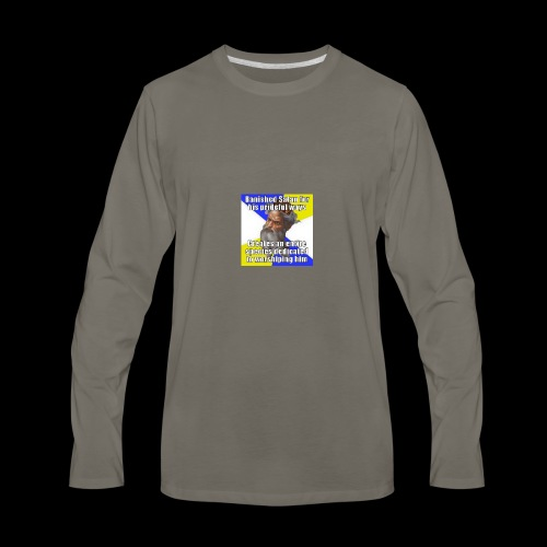 Hypocrite god - Men's Premium Long Sleeve T-Shirt
