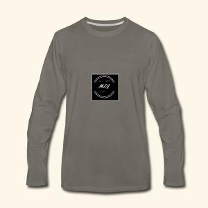 Circle - Men's Premium Long Sleeve T-Shirt