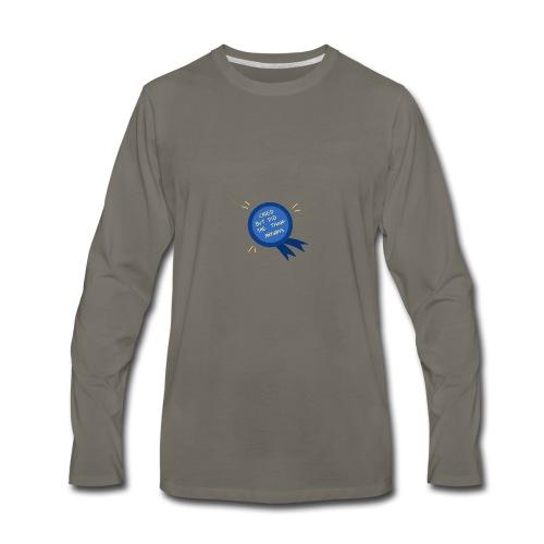Regret - Men's Premium Long Sleeve T-Shirt