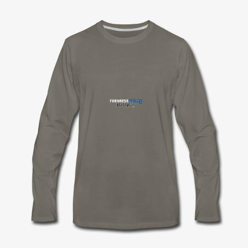 FortressValley - Men's Premium Long Sleeve T-Shirt