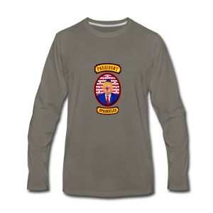 President Sprinkles - Men's Premium Long Sleeve T-Shirt