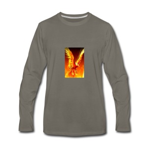 phoenix rising - Men's Premium Long Sleeve T-Shirt