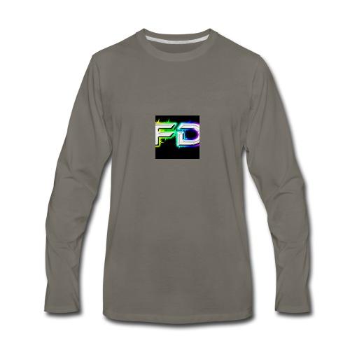 Fares destroyer official merchandise - Men's Premium Long Sleeve T-Shirt
