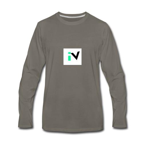 Isaac Velarde merch - Men's Premium Long Sleeve T-Shirt