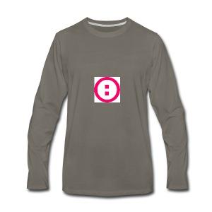 Simplon Icotype Rouge - Men's Premium Long Sleeve T-Shirt