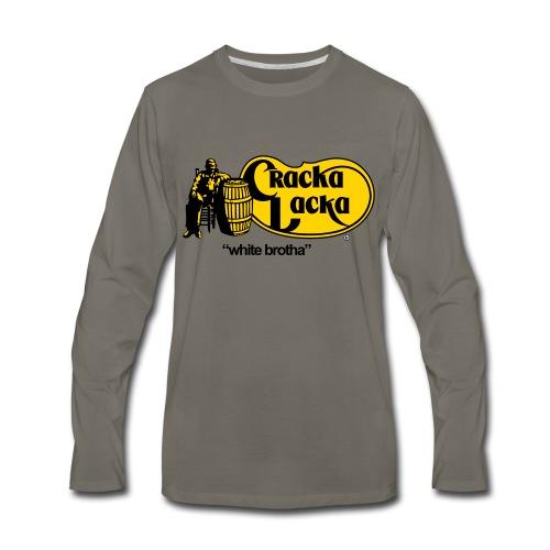 Crack Lacka - Men's Premium Long Sleeve T-Shirt
