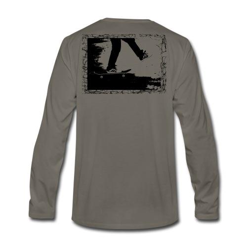 Skateboard - Men's Premium Long Sleeve T-Shirt