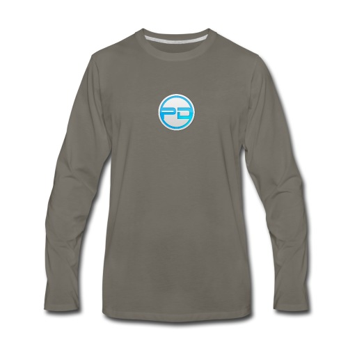 PR0DUD3 - Men's Premium Long Sleeve T-Shirt