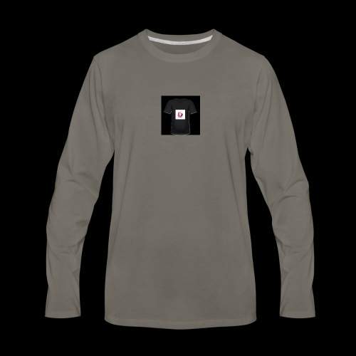 Officiall T - Shirt Women Size(S,M,XL,XXL) - Men's Premium Long Sleeve T-Shirt