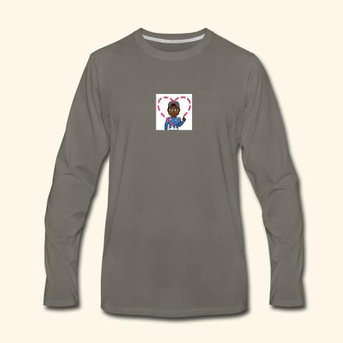 BitLove - Men's Premium Long Sleeve T-Shirt