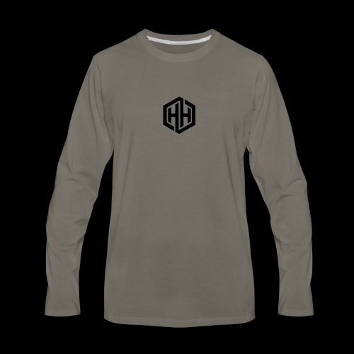 HORRORHORROR - Men's Premium Long Sleeve T-Shirt