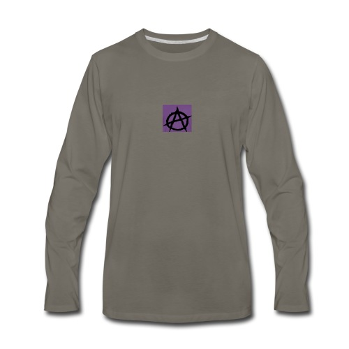 All Merchandise - Men's Premium Long Sleeve T-Shirt