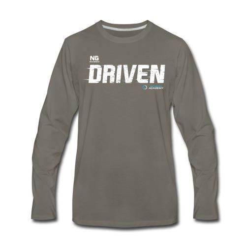 DRIVEN - Men's Premium Long Sleeve T-Shirt