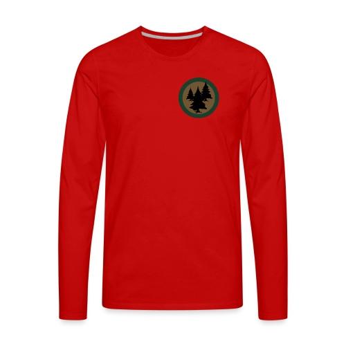 Bush Tuned - Men's Premium Long Sleeve T-Shirt