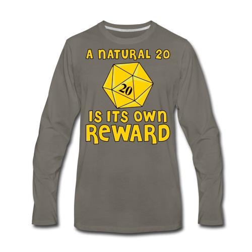 Natural Twenty - Men's Premium Long Sleeve T-Shirt