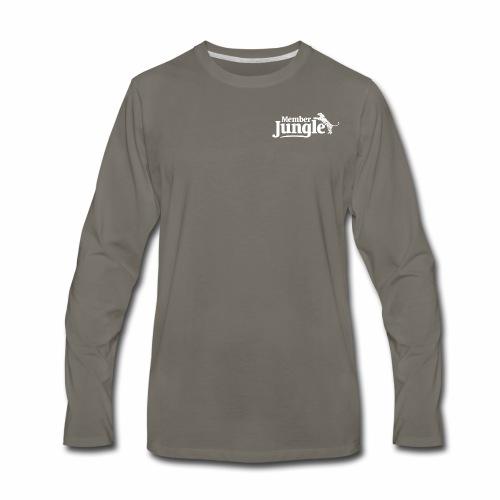 Member Jungle - Men's Premium Long Sleeve T-Shirt
