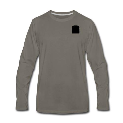 Black Bread Design - Men's Premium Long Sleeve T-Shirt