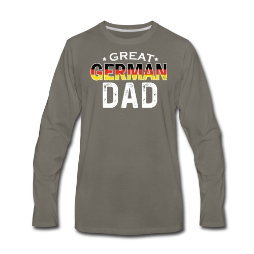 GDAD - Men's Premium Long Sleeve T-Shirt