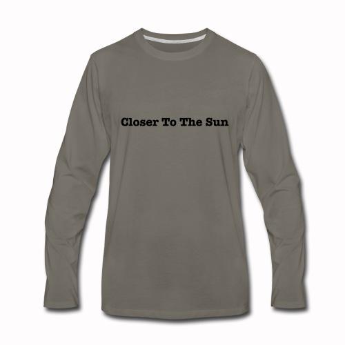 CTTS-1 - Men's Premium Long Sleeve T-Shirt