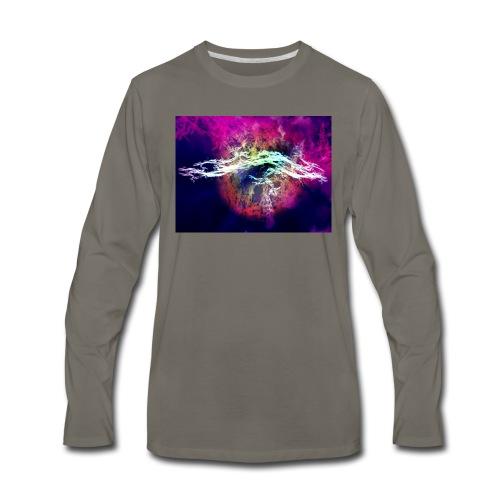 unpluggeDloop - Men's Premium Long Sleeve T-Shirt