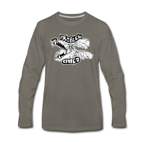 PROBLEM CHILD - Men's Premium Long Sleeve T-Shirt