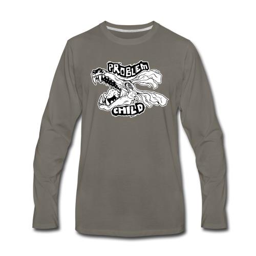 PROBLEM CHILD - Men's Premium Long Sleeve T-Shirt
