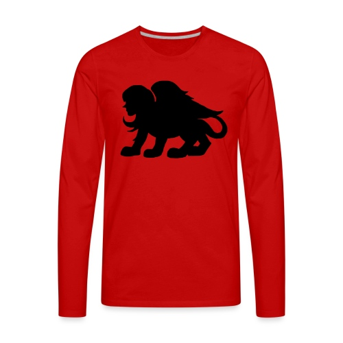 poloshirt - Men's Premium Long Sleeve T-Shirt