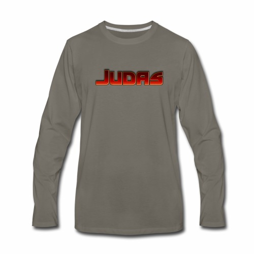 Judas - Men's Premium Long Sleeve T-Shirt