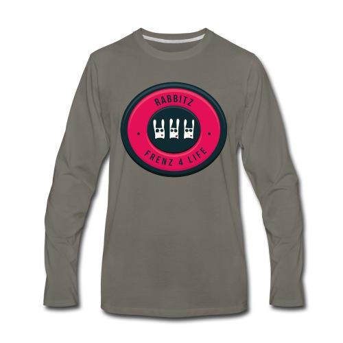 Rabbitz - Frenz 4 Life! - Men's Premium Long Sleeve T-Shirt