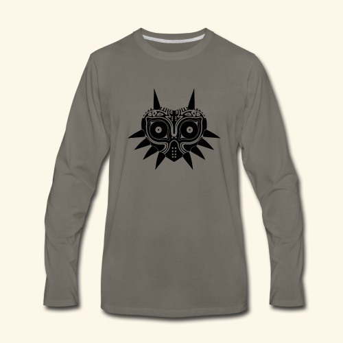 Majora MASK - Men's Premium Long Sleeve T-Shirt