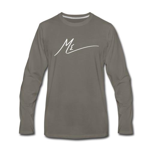 ME - Me Portal - The ME Brand - Men's Premium Long Sleeve T-Shirt