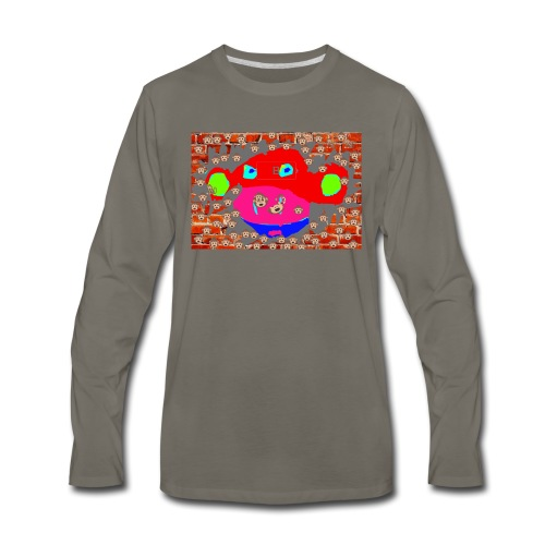 monkey by brax - Men's Premium Long Sleeve T-Shirt