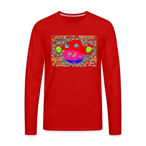 monkey by brax - Men's Premium Long Sleeve T-Shirt