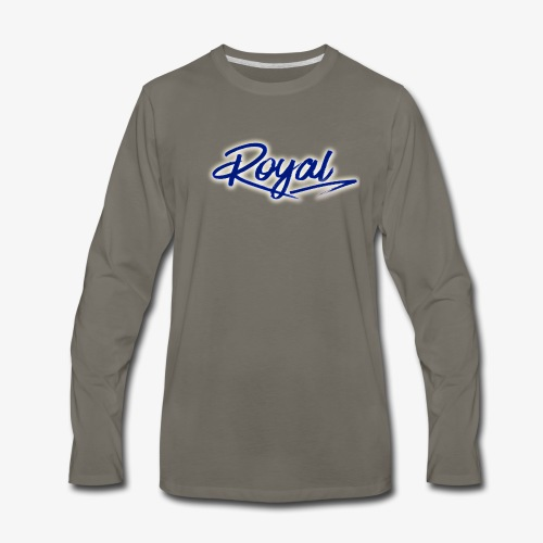 Swash - Men's Premium Long Sleeve T-Shirt