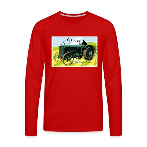 Aliis Chambers - Men's Premium Long Sleeve T-Shirt