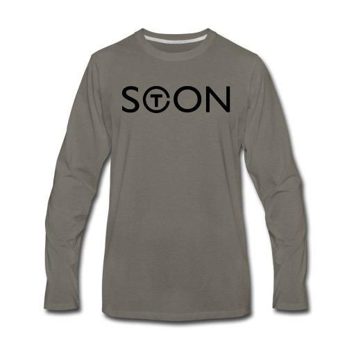 Soon TZC - Men's Premium Long Sleeve T-Shirt