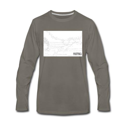 SunLines - Men's Premium Long Sleeve T-Shirt