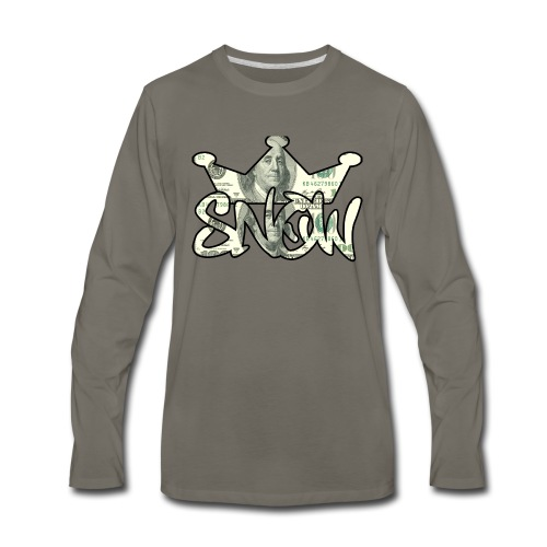 Snow Boss Life - Men's Premium Long Sleeve T-Shirt