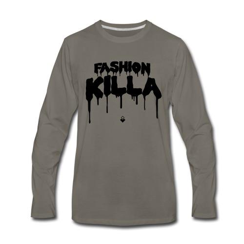FASHION KILLA - A$AP ROCKY - Men's Premium Long Sleeve T-Shirt