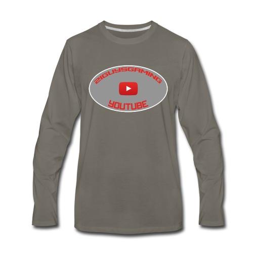 2iguys Gaming - Men's Premium Long Sleeve T-Shirt