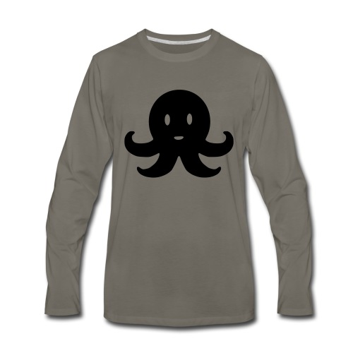 Cute Octopus - Men's Premium Long Sleeve T-Shirt