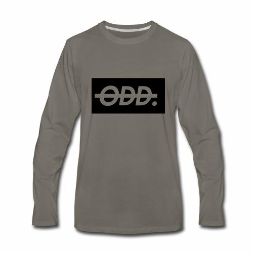 Odyssey Brand Logo - Men's Premium Long Sleeve T-Shirt