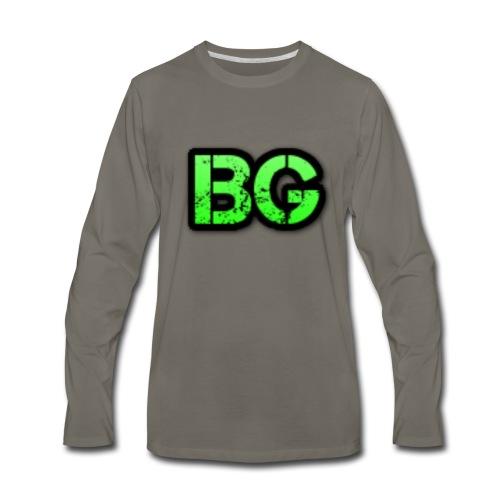 Brendan_gaming - Men's Premium Long Sleeve T-Shirt