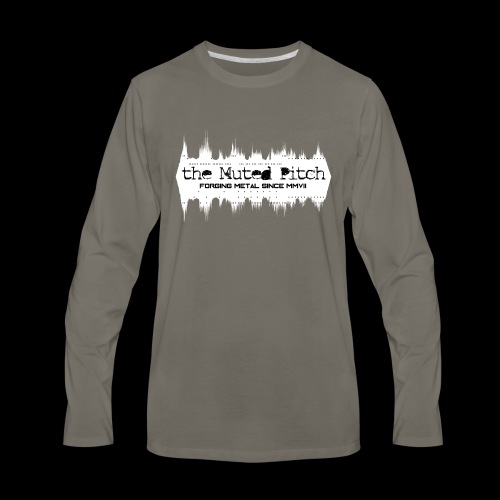 10th Anniversary - Men's Premium Long Sleeve T-Shirt