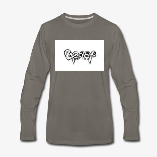 beast shirt - Men's Premium Long Sleeve T-Shirt