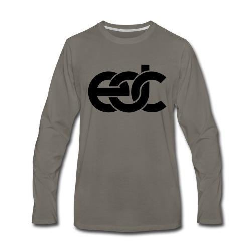 EDC Electric Daisy Carnival Fan Festival Design - Men's Premium Long Sleeve T-Shirt