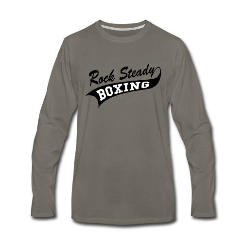 RSB Baseball T-shirt - Men's Premium Long Sleeve T-Shirt