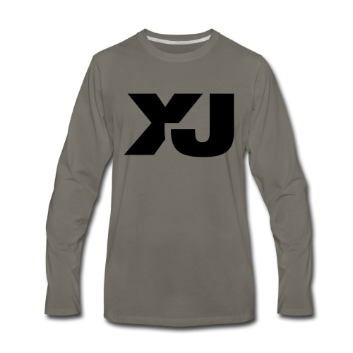 Jeep Cherokee XJ - Men's Premium Long Sleeve T-Shirt