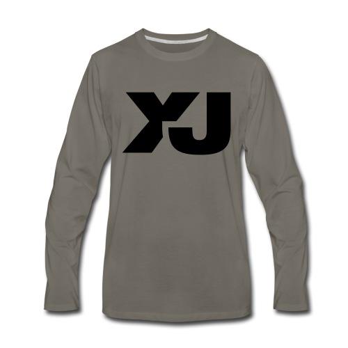 Jeep Cherokee XJ - Men's Premium Long Sleeve T-Shirt