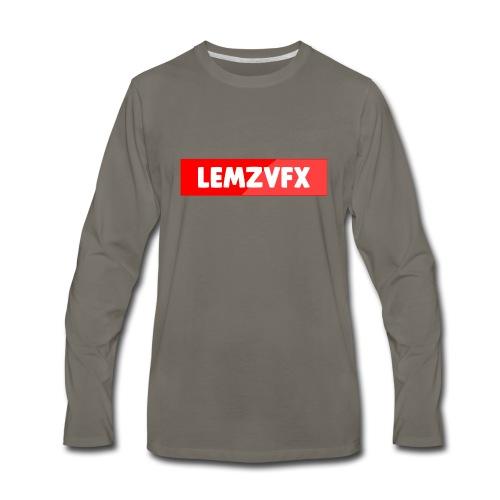 LemzVFX - Men's Premium Long Sleeve T-Shirt